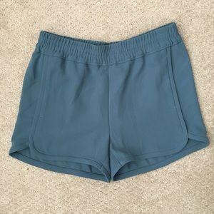 J. Crew elastic waist pocket shorts